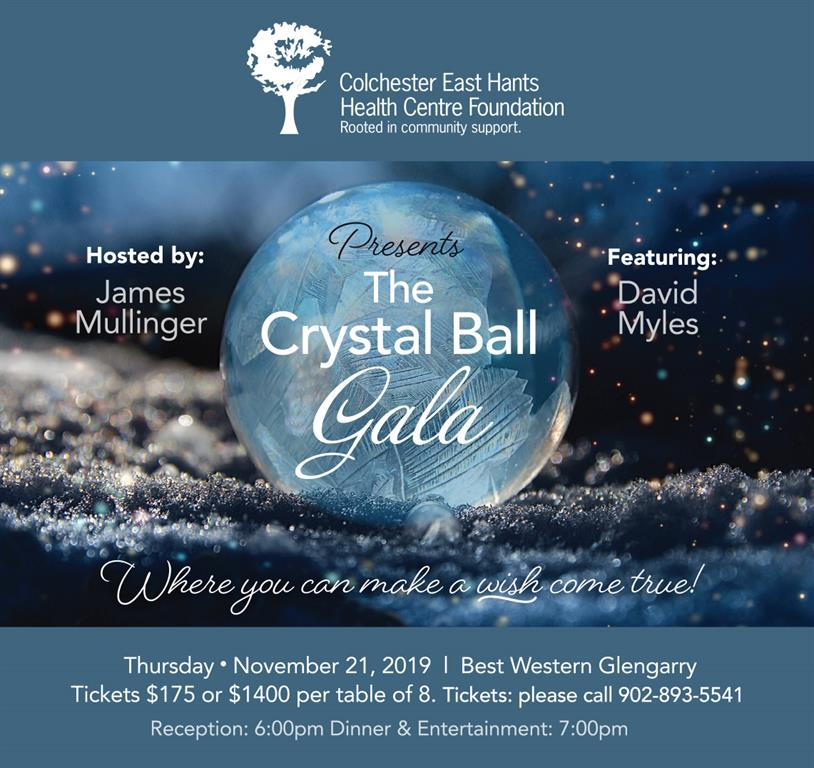 The Crystal Ball Gala