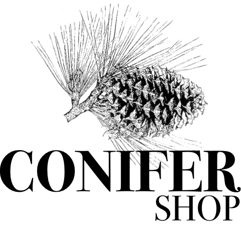 Conifer Shop Logo