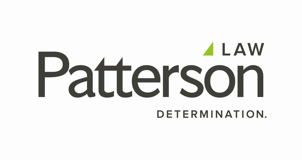 Patterson Law logo